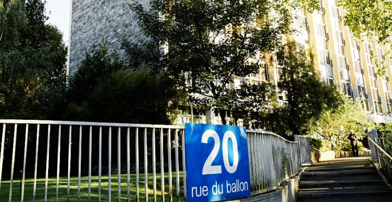 Cabinet 20 Rue Du Ballon Lille